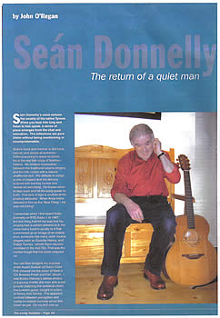 Seán Donnelly - Erins Lovely Home