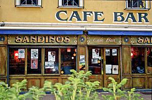 matériel café bar